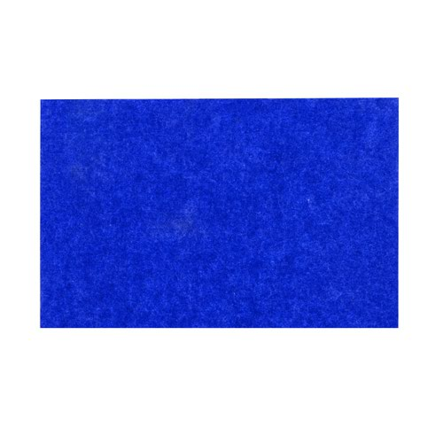 Adboards Eco-Sound Frameless Blazemaster Board 900x600mm Blue NUES-0906-BL
