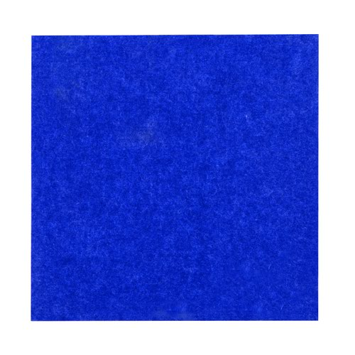 Adboards Eco-Sound Frameless Blazemaster Board 1200x1200mm Blue NUES-1212-BL