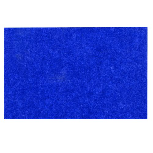 Adboards Eco-Sound Frameless Blazemaster Board 1500x1200mm Blue NUES-1512-BL