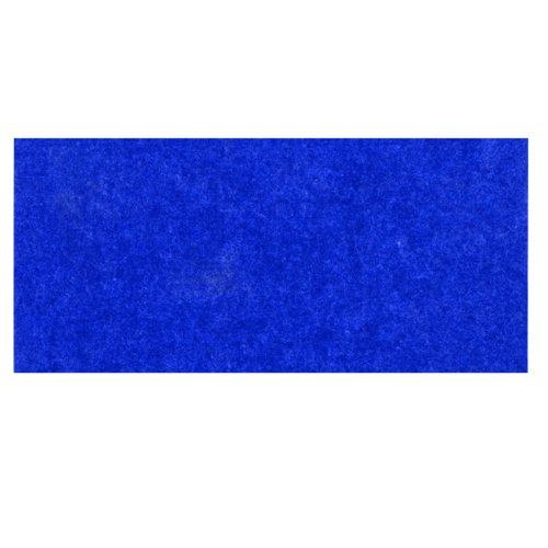 Adboards Eco-Sound Frameless Blazemaster Board 2400x1200mm Blue NUES-2412-BL