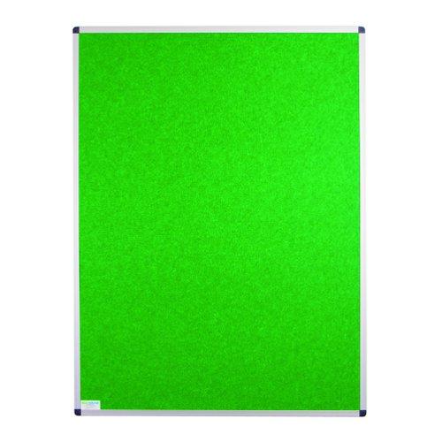 Adboards Eco-Sound Aluminium Frame Blazemaster Board 900x600mm Black NCES-0906-BK