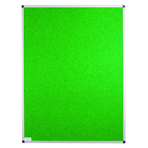 Adboards Eco-Sound Aluminium Frame Blazemaster Board 1500x1200mm Blue NCES-1512-BL