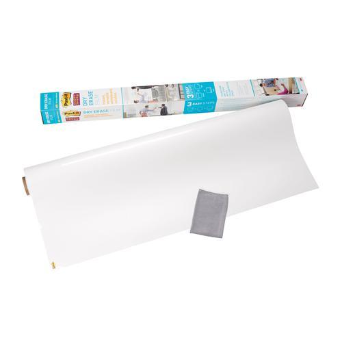 Post-it SS Dry Erase Roll 1219x2438mm