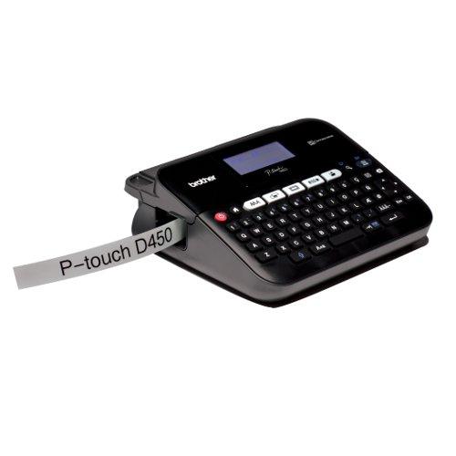 Brother P-Touch Desktop Labelmaker PT-D450VP