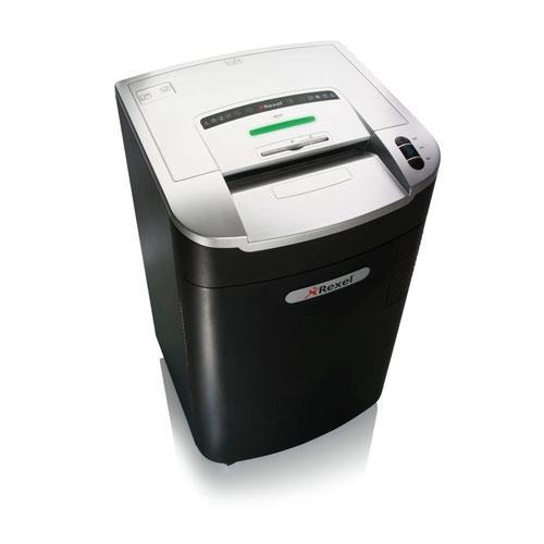 Rexel Shredmaster RLX20 Large Office Confetti Cut Shredder 2102446
