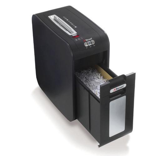 Rexel Mercury RSS2232 Anti-Jam Desk Side Ribbon Cut Shredder 2102463