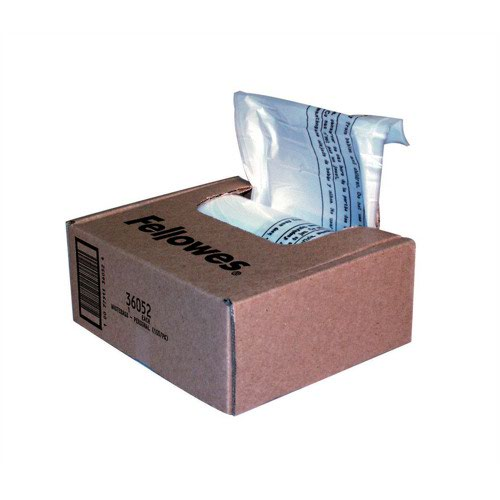 Fellowes Shredder Bags 38 Litre (100) 36052