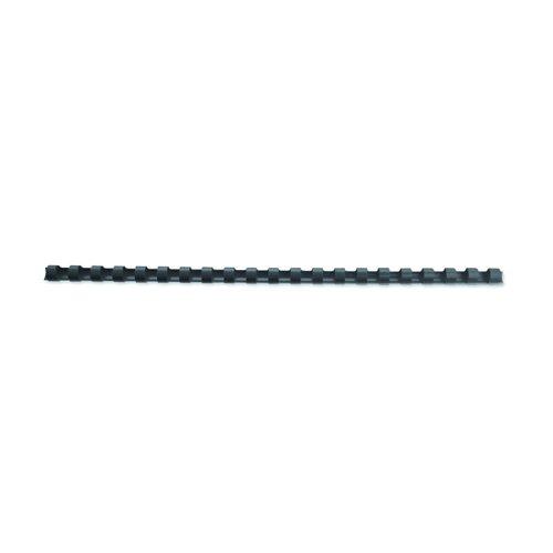 GBC Binding Comb 12mm Black (100) 4028177