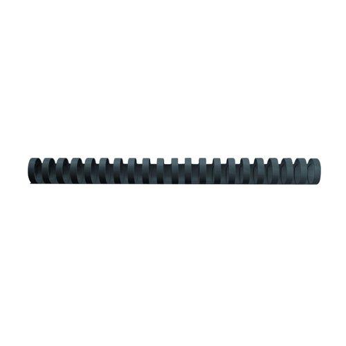 GBC Binding Comb 22mm Black (100) 4028602