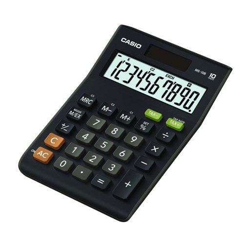 Casio Desktop Calculator 10 Digit MS-10B