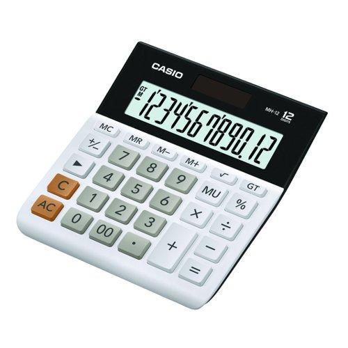 Casio Desktop Calculator 12 Digit MH-12
