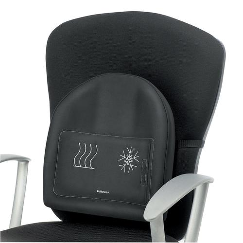 Fellowes Professional Series Heat & Soothe Back Support 9190001