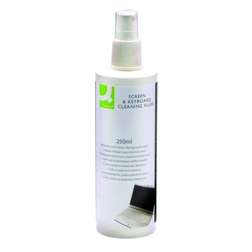 Value Screen Clean Spray 250ml