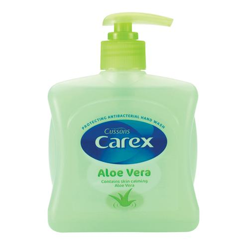 Carex Hand Wash Aloe Vera 250ml 339865