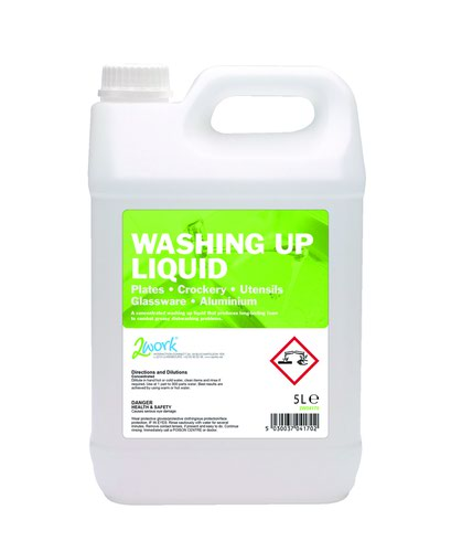 Washing Up Liquid 5 Litre
