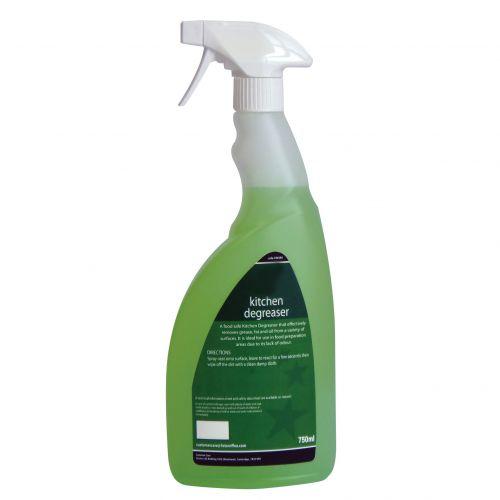 Kitchen Cleaner/Degreaser Trigger Spray Bottle 750ml