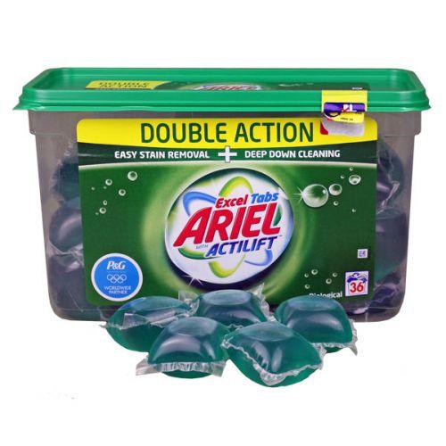 Ariel Actilift Tub Liquitabs (3x45) 541007636128