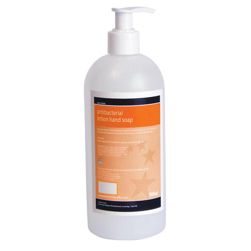 Antibacterial Lotion Soap 500ml