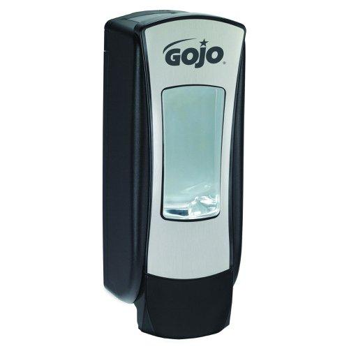 GOJO ADX-12 Manual Hand Wash Dispenser 1250ml Chrome/Black 8888-06