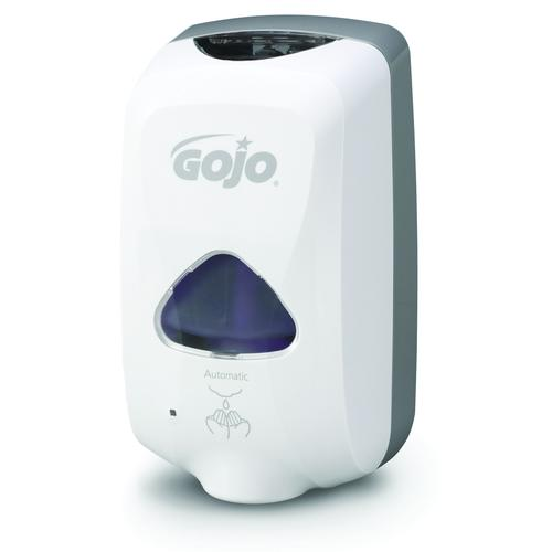 GOJO TFX Touch Free Foam Soap Dispenser - White 2739-12-EEU00