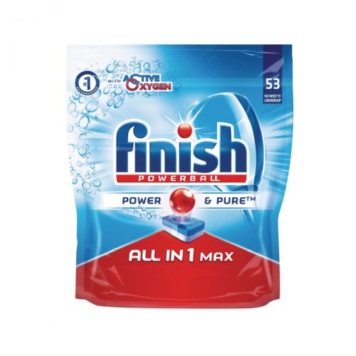 Finish Turbo Dishwasher Tabs (52) RB787212