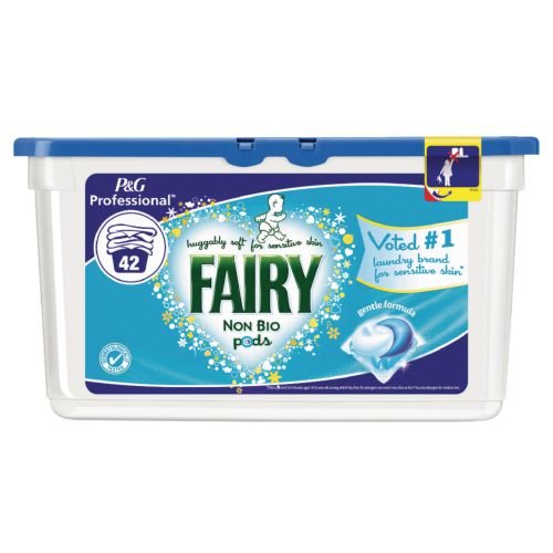 Fairy Professional Non-Bio Liquitabs (3x42)