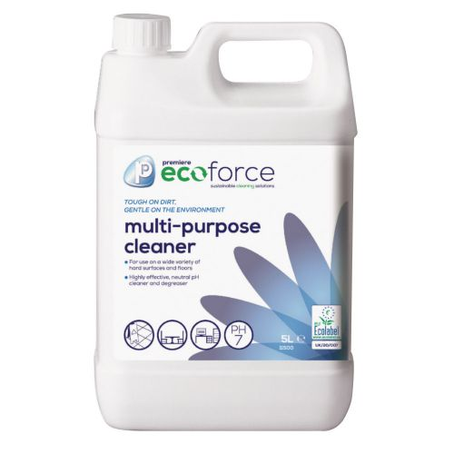 Ecoforce Multipurpose Cleaner 5litre 11500
