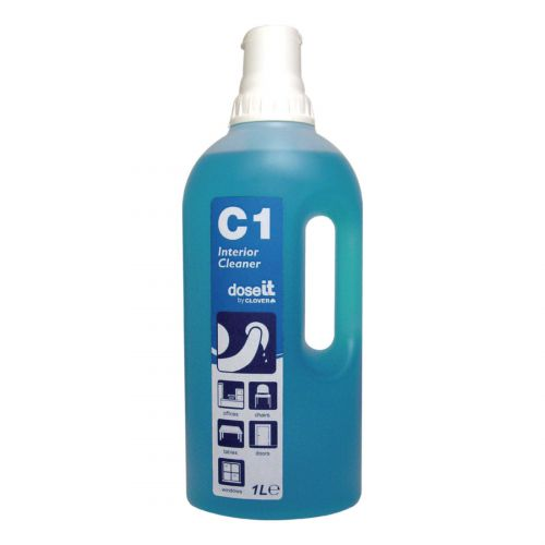 C1 Multipurpose Cleaner 1Ltr Pk8