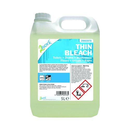 Thin Bleach 5 Litre
