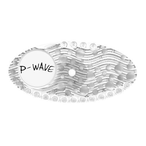 P-Wave Curve Air Freshener Mango Clear (10)