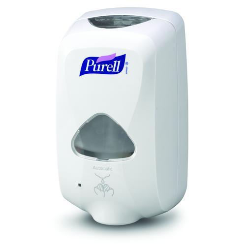 PURELL TFX-12 Advanced Hygienic Hand Rub Dispenser White 2729-12-EEU00