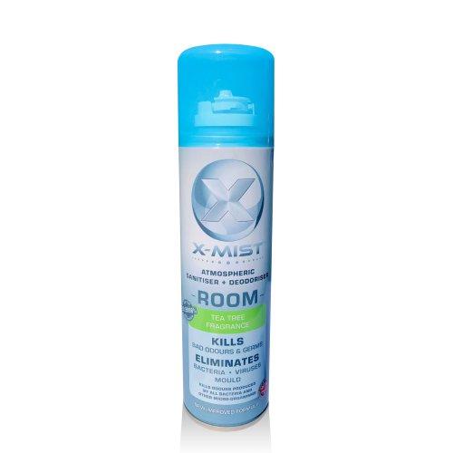 X-Mist Room Atmospheric Sanitiser + Deodoriser 250ml XMIST250