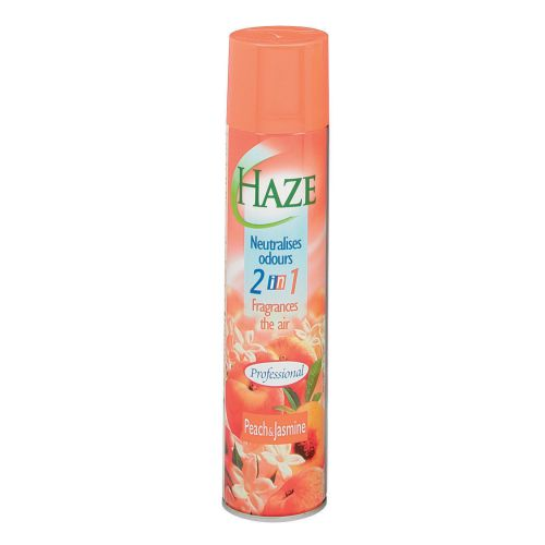 Haze Air Freshener Peach & Jasmine 400ml HA2