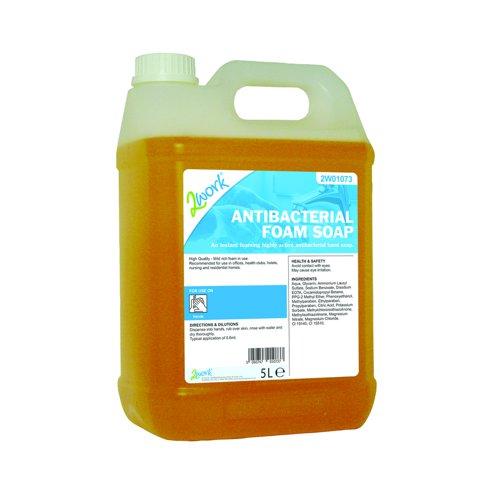 Value Antibacterial Foam Soap 5 Litre
