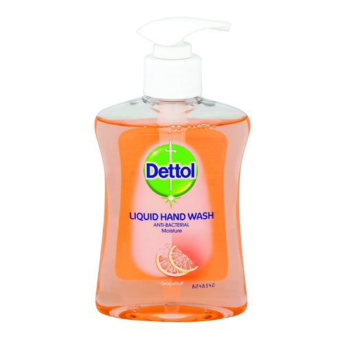 Dettol Antibacterial Handwash Grapefruit 250ml