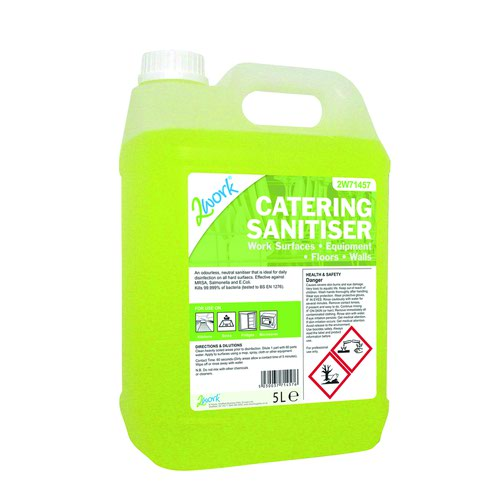 Value Catering Sanitiser 5 Litre