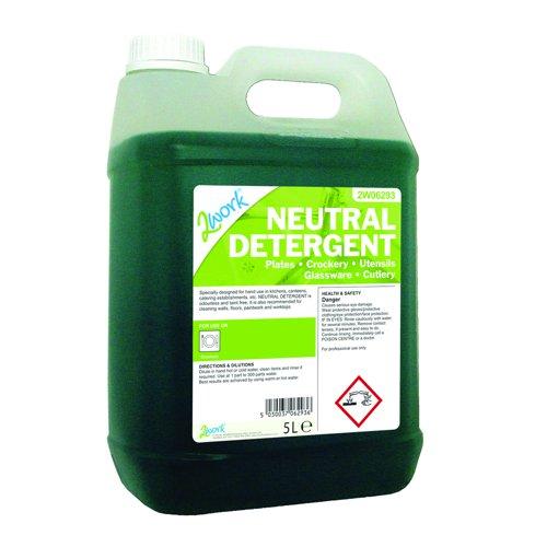 Value Dishwasher Neutral Detergent 5 Litre