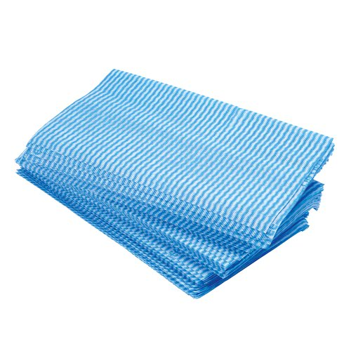 Cleaning Cloths 610x360mm Blue (50)