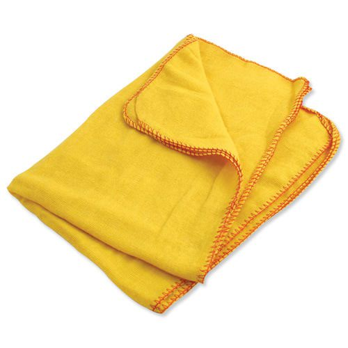 Cotton Dusters 508x406mm Yellow (10)