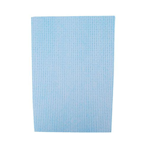 Heavy Duty Cleaning Cloth Blue (25) CCBV50ARL