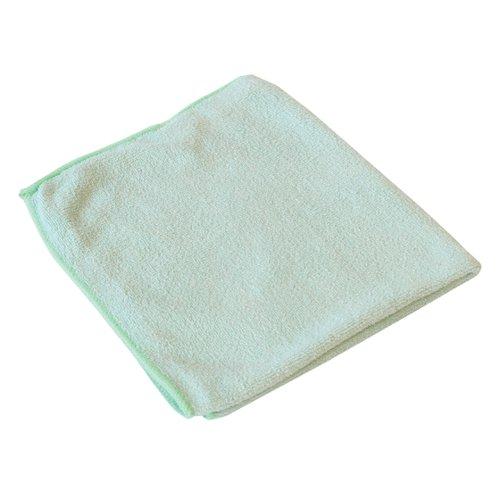 Contico Microfibre Cloth 340x340mm Green (10) EM34GN