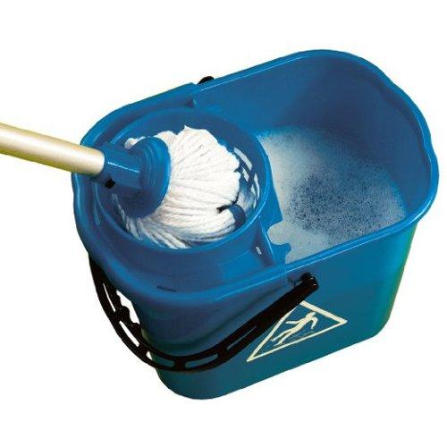 Mop Wringer Bucket 15litre Blue SM15BL