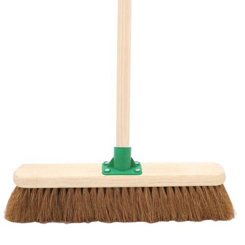 Bentley Coco Broom With Handle 18inch