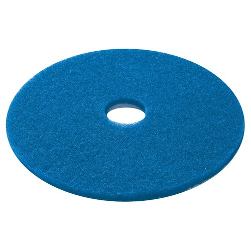 Floor Pads 17inch Blue Cleaning (5)