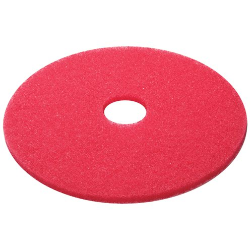 Floor Pads 17inch Red Buffing (5)