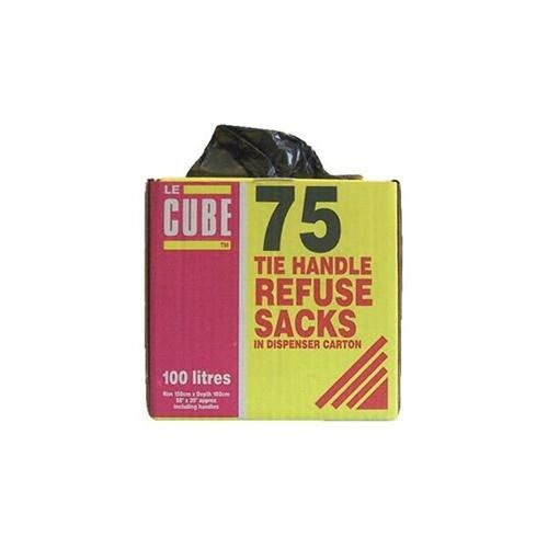 Le Cube Refuse Sacks 80 Litre (75)