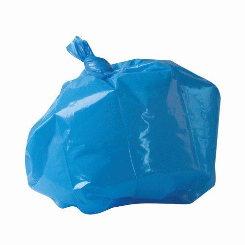 Polymax Refuse Sack Blue (200) 0860