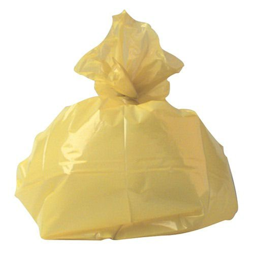 Polymax Refuse Sack Yellow (200) 0863