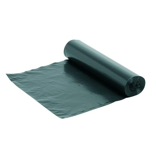 Value Bin Bag Roll 95 Litre 450x735x850mm 22mic Black (300)