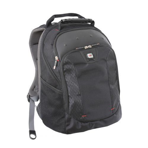 Gino Ferrari Juno 16inLaptop Backpack Bk